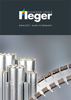 Heger Excellent Diamond Tools brochure